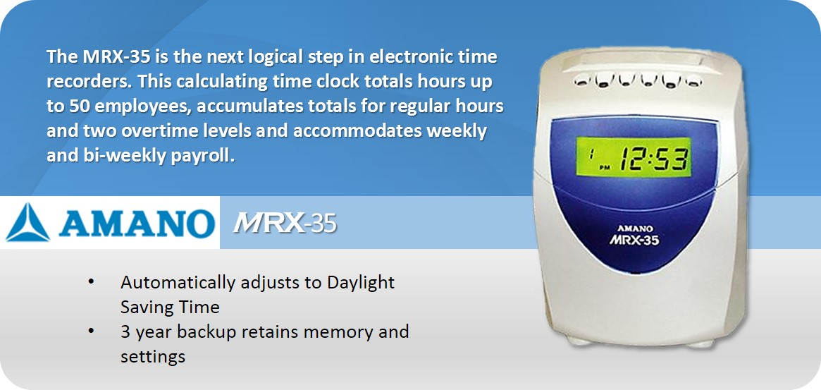 Calculating Time Clock